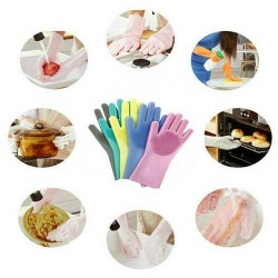 Multipurpose Magic Silicone Gloves